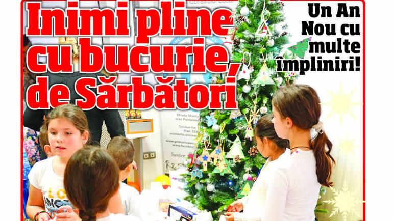 Gazeta Pantelimon nr. 25 – Decembrie 2018